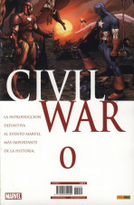 Civil War Vol.1 nº 0
