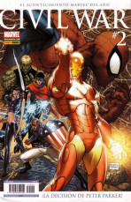 Civil War Vol.1 nº 2