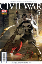 Civil War Vol.1 nº 5