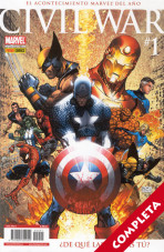 Civil War Vol.1 - Completa -