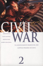 Civil War (Ed. Especial) Vol.1 nº 2