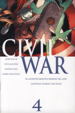 Civil War (Ed. Especial) Vol.1 nº 4