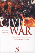 Civil War (Ed. Especial) Vol.1 nº 5