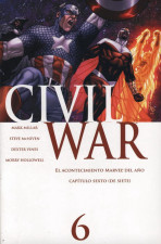 Civil War (Ed. Especial) Vol.1 nº 6