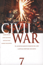 Civil War (Ed. Especial) Vol.1 nº 7
