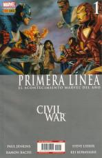 Civil War: Primera Línea Vol.1 nº 1