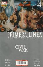 Civil War: Primera Línea Vol.1 nº 4