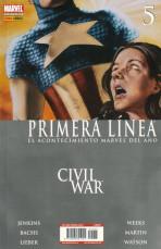 Civil War: Primera Línea Vol.1 nº 5