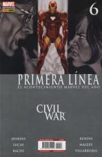 Civil War: Primera Línea Vol.1 nº 6