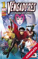 Los Vengadores: La cruzada de los niños Vol.1 - Completa -