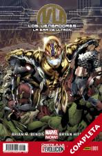 Los Vengadores: La era de Ultrón Vol.1 - Completa -