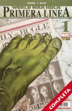 World War Hulk: Primera Línea Vol.1 - Completa -