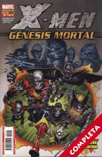 X-Men: Génesis Mortal Vol.1 - Completa -