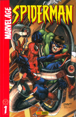 Marvel Age: Spiderman Vol.1 nº 1