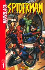 Marvel Age: Spiderman Vol.1 nº 1
