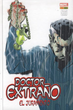 Marvel Graphic Novels. Doctor Extraño: El Juramento