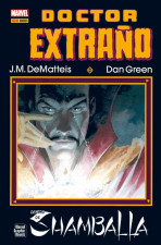 Marvel Graphic Novels. Doctor Extraño: Dentro de Shamballa