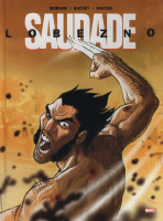 Marvel Graphic Novels. Lobezno: Saudade