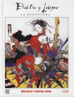 Marvel Graphic Novels. Elektra y Lobezno: La redentora