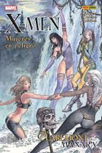Marvel Graphic Novels. X-Men: Mujeres en Peligro (B&N)
