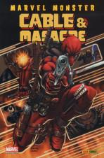 Marvel Monster. Cable & Masacre Vol.1 nº 1