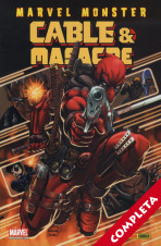 Marvel Monster. Cable & Masacre Vol.1 - Completa -