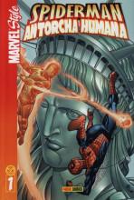 Marvel Style: Spiderman y la Antorcha Humana