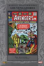 Marvel Masterworks. Los Vengadores nº 1 (1963-1964)
