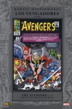 Marvel Masterworks. Los Vengadores nº 2 (1965)