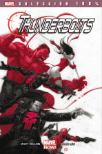 100% Marvel. Thunderbolts Vol.1 nº 1 - Marvel Now!