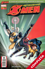 Astonishing X-Men Vol.1 - Completa -