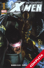 Astonishing X-Men Vol.3 - Completa -