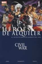 Héroes de Alquiler Vol.1 nº 1