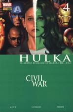 Hulka Vol.1 nº 4 - Civil War