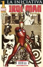 Iron Man: Director de S.H.I.E.L.D. Vol.1 nº 1