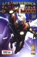 El Invencible Iron Man Vol.2 nº 1