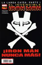 El Invencible Iron Man Vol.2 nº 21