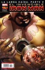 El Invencible Iron Man Vol.2 nº 22
