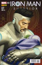 Iron Man Superior Vol.1 nº 53