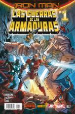 Iron Man Vol.2 nº 57 - Secret Wars. La Guerra de las Armaduras #1