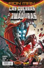 Iron Man Vol.1 nº 58 - Secret Wars. La Guerra de las Armaduras #2
