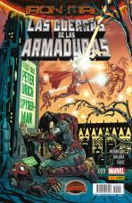 Iron Man Vol.2 nº 59 - Secret Wars. La Guerra de las Armaduras #3