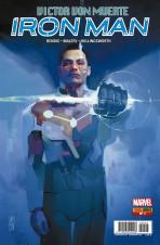 Victor con Muerte: Iron Man Vol.1 nº 7