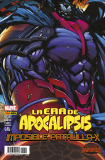 La Imposible Patrulla-X Vol.1 nº 45 - Secret Wars. La Era de Apocalipsis #3