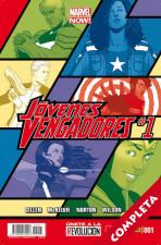 Jóvenes Vengadores Vol.2 - Completa -