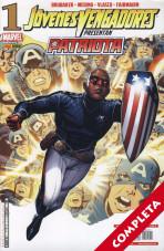 Jóvenes Vengadores Presentan Vol.1 - Completa -