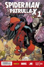 Spiderman y la Patrulla-X Vol.1 nº 35