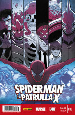 Spiderman y la Patrulla-X Vol.1 nº 36