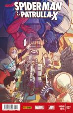 Spiderman y la Patrulla-X Vol.1 nº 37