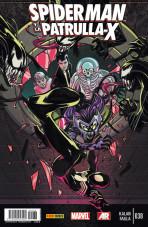 Spiderman y la Patrulla-X Vol.1 nº 38